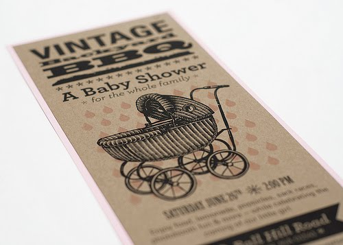 design thief vintage backyard bbq baby shower