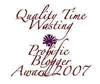 Quality Time Wasting logo