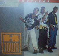 H-Town - Emotions (Promo VLS) (1994)
