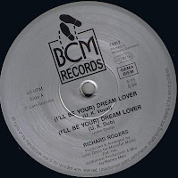Richard Rogers - (I'll Be Your) Dream Lover (VLS) (1989)
