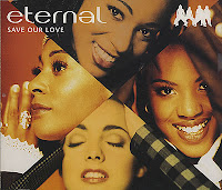 Cover Album of Eternal - Save Our Love (VLS) (1994)