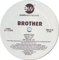 Brother - Ghetto Love (Promo VLS) (1993)