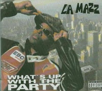 Cover Album of La Mazz - What`s Up With The Party (CDS) (1996)