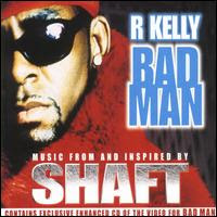 R. Kelly - Bad Man (CDS) (2000)