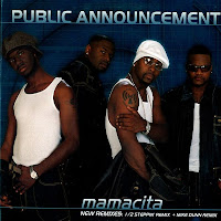 Public Announcement - Mamacita (VLS) (2000)