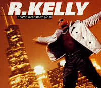 R. Kelly - I Can't Sleep Baby (If I) (CDM) (1997)