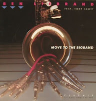 Cover Album of Ben Liebrand Featuring Tony Scott - Move To The Bigband (VLS) (1990)
