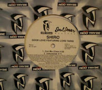 Shiro Featuring Lord Tariq - Good Love (Promo VLS) (1997)