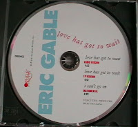 Eric Gable - Love Has Got To Wait (CDS) (1989)