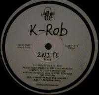 K-Rob - 2 Nite (VLS) (2002)