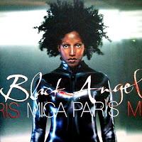 Cover Album of Mica Paris - Black Angel (VLS) (1998)