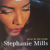 Stephanie Mills - Never Do You Wrong (VLS) (1993)