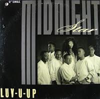 Midnight Star - Luv-U-Up (VLS) (1990)