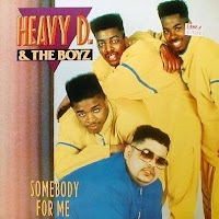 Heavy D. & The Boyz - Somebody For Me (VLS) (1989)