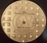 Shai - Baby I'm Yours (Promo VLS) (1993)