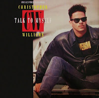 Christopher Williams - Talk To Myself (VLS) (1989)