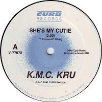 K.M.C. Kru - She's My Cutie (VLS) (1991)