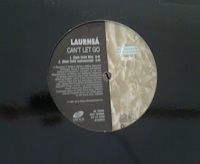 Laurnea - Can't Let Go (Remixes) (Promo VLS) (1997)