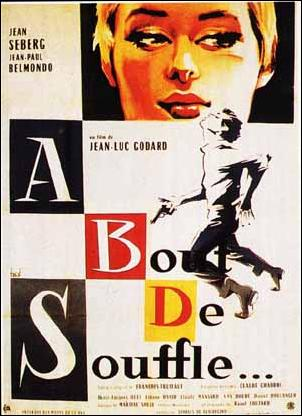A bout de souffle (Breathless, 1959) (Photo credit: artisnotdead.blogspot.com)