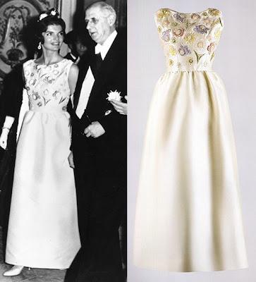 me gusta la moda: first lady jackie kennedy. capítulo ii
