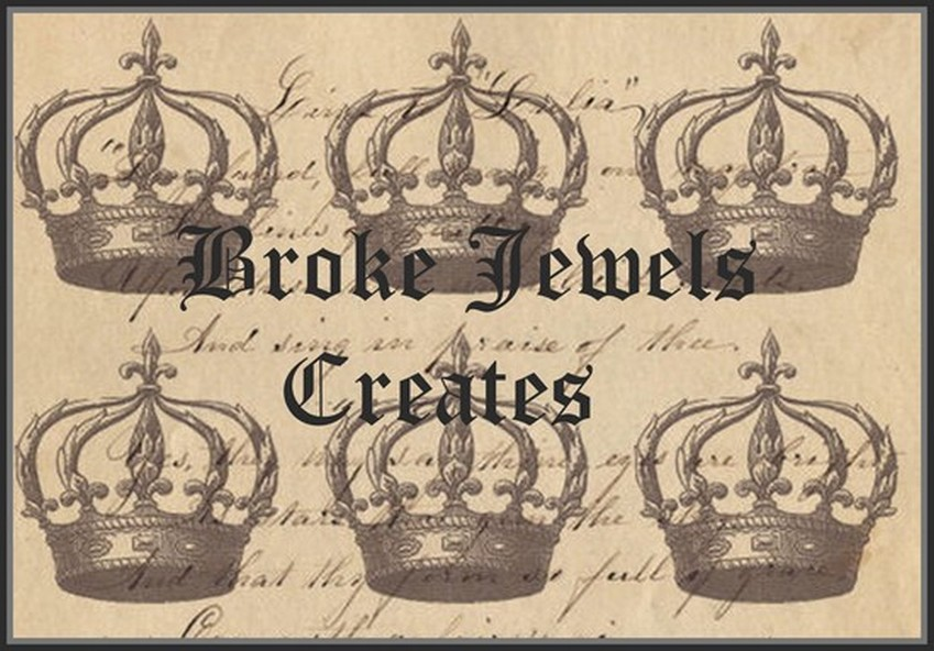 Broke Jewels Creates