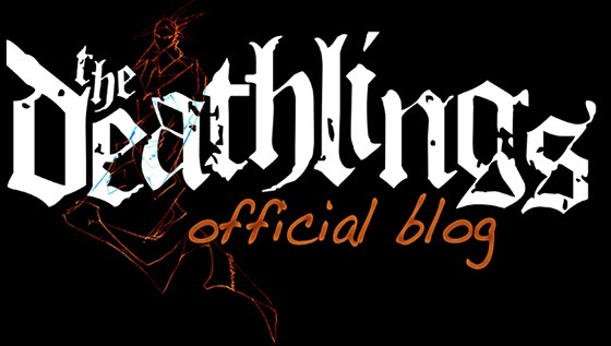 The Deathlings Graphic Novel - Official Blog