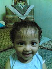 ابنتي وقرة عيني