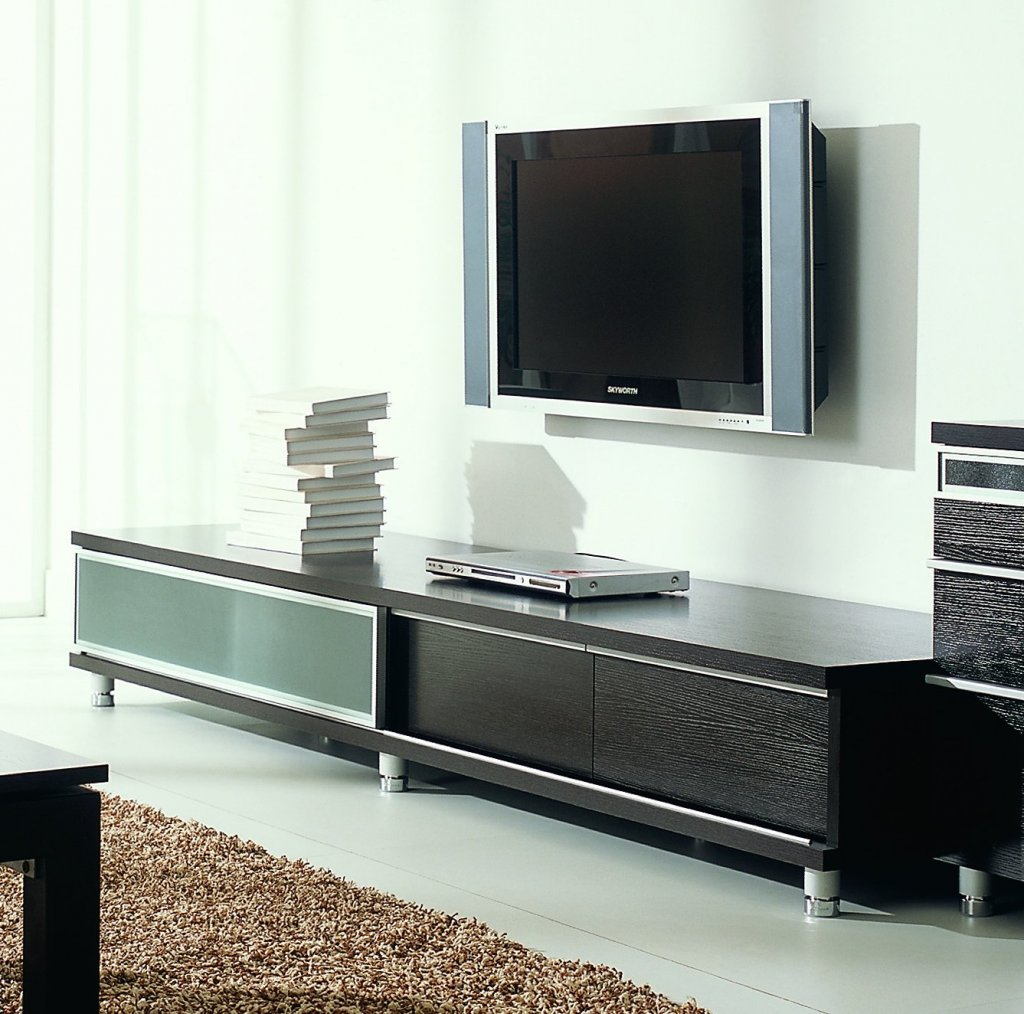 Latest furniture lcd panel Tv panel furniture design