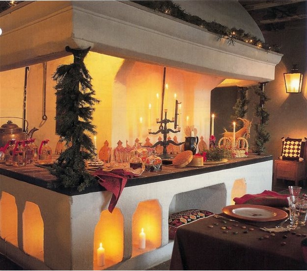 Fauna decorativa chimeneas y estufas fireplaces and stoves - Chimeneas decoradas ...