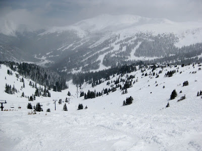 Loveland Ski Area, Below Chair 9 #2