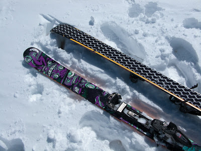 My Ski Setup: obSETHed Skis And Marker Baron Bindings