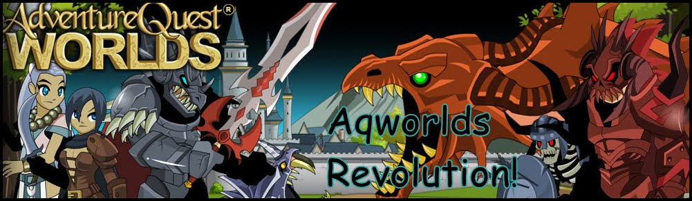 Adventure Quest Worlds Revolution