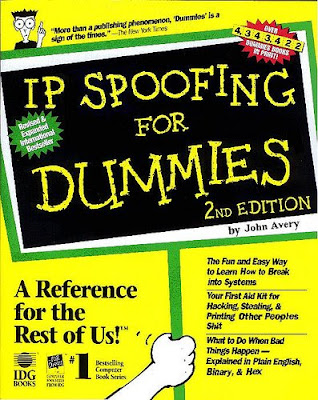 Another fake book for idiots who like being called dummies