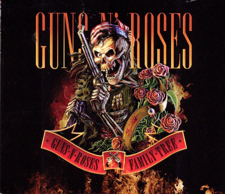 GUNS N´ ROSES - FAMILY TREE (2010)