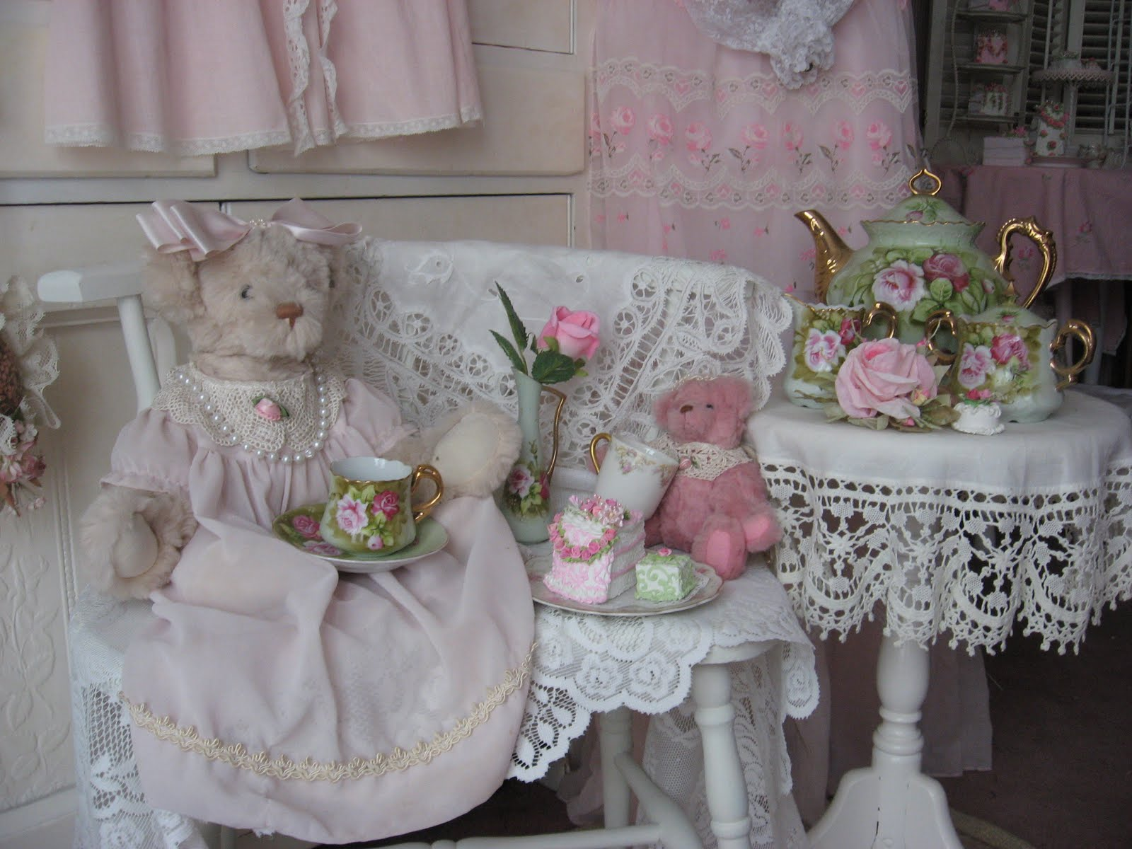 shabby cats and roses it s teacup tuesday 3 for me