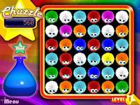 無料ゲーム Chuzzle チャズル