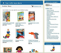 mini site amazon