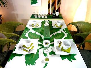 テーブルウェア・フェスティバル2011、テーブルコーディネート優秀賞。