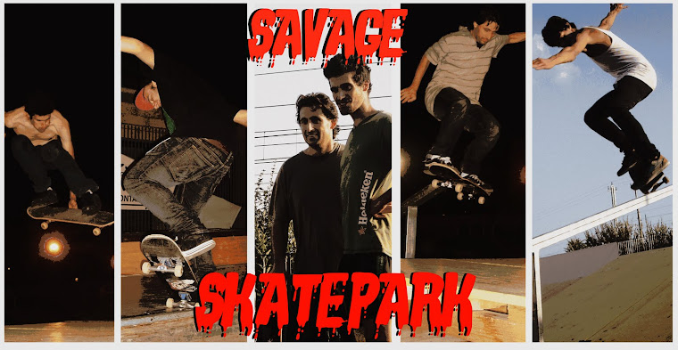 Savage Skatepark