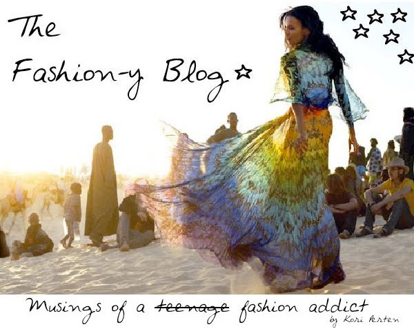 The Fashion-y Blog