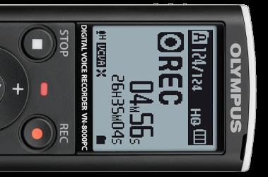 olympus digital voice recorder vn 8000pc manual