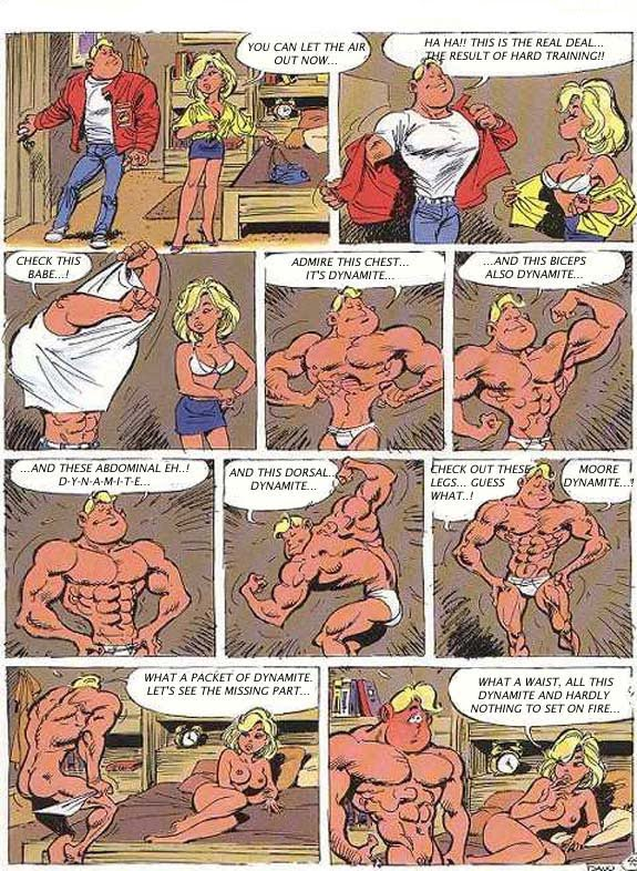 sex cartoon strips