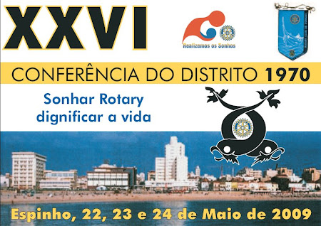 XXVI Conferência Distrital