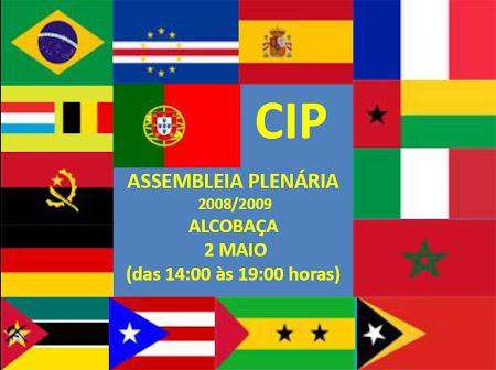 ASSEMBLEIA PLENÁRIA - CIP