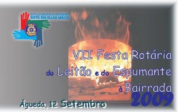 RC Águeda - VII Festa Rotária do Leitão e do Espumante à Bairrada