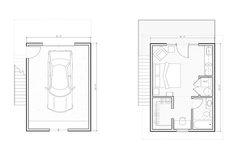 More D+A Home Plans: 3 Plans Under 1,000 Square Feet title=