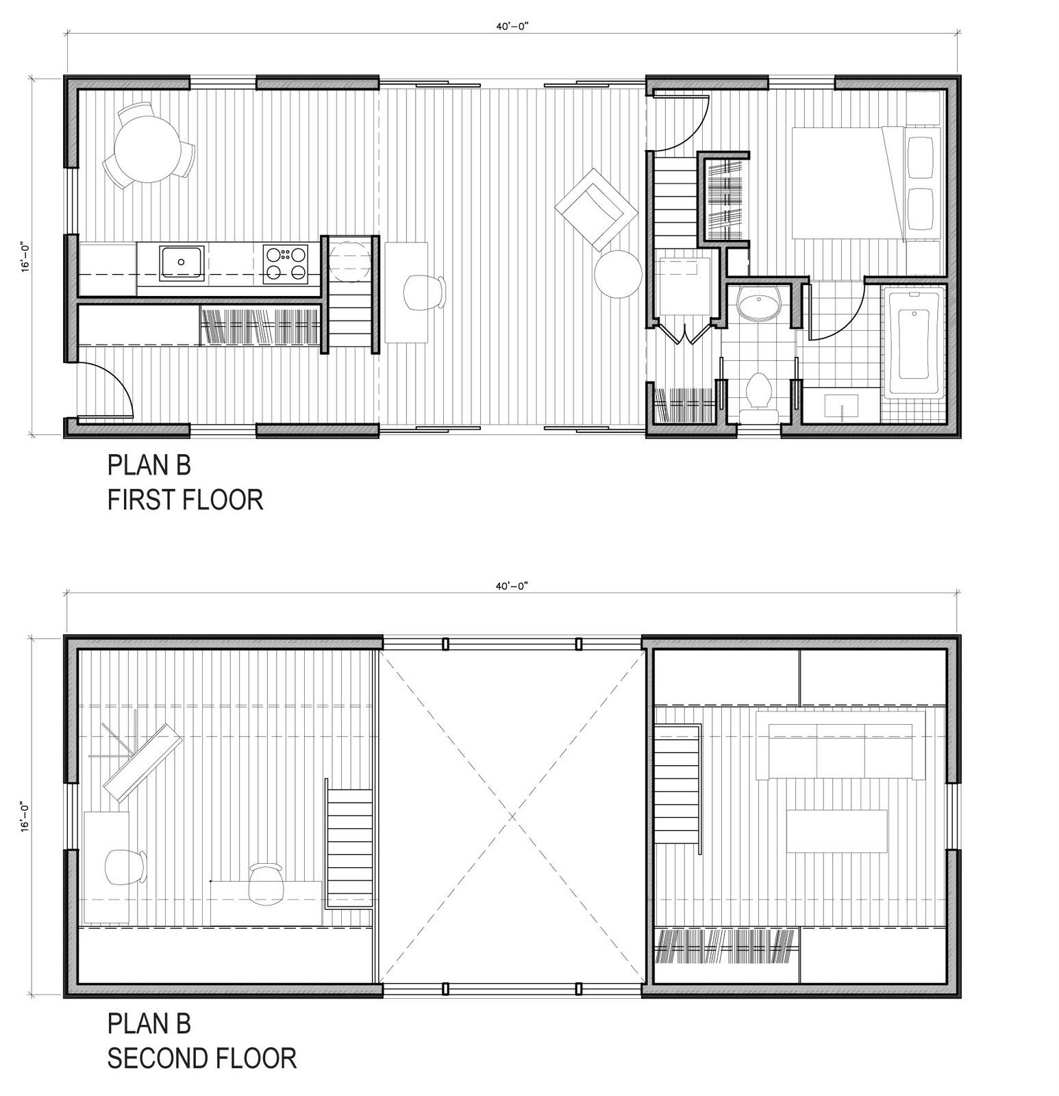Design Banter More D A Home Plans 3 Plans Under 1 100