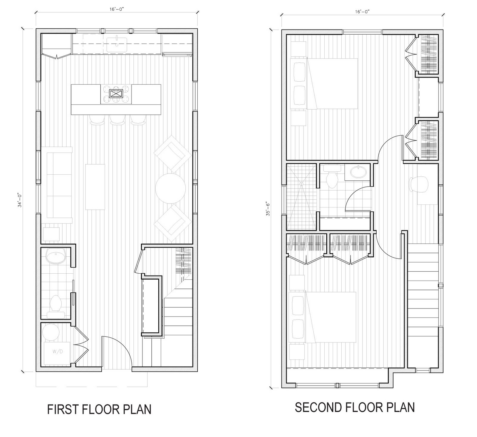 House Floor Plans 1000 Sq Ft