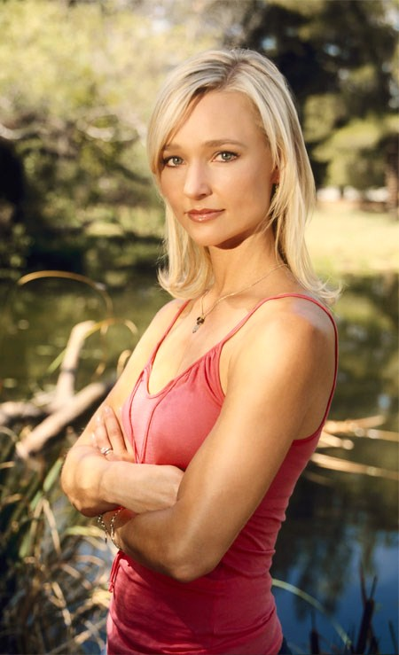 "Kari Matchett as Dr. Mariel Underlay in ABC-TV's sci-fi drama ""Invasion,"" 2005-06"