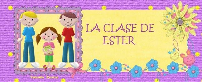 La clase de Ester
